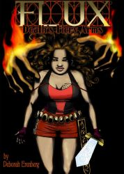 death's fiery arms by delynn