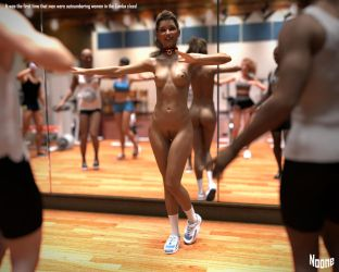 Naked Zumba - Wombourne by Noone102000
