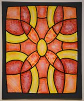 Stained Glass VII by TheColclough