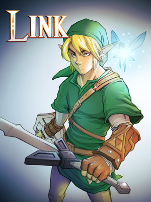 Link by GreenYeti