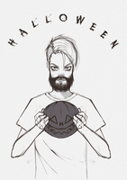 Halloween WIP by HDDRAW