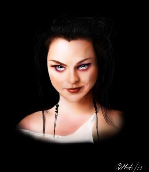 Amy Lee - Evanescence by xavi-M