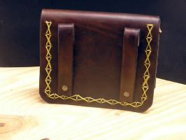 Leather Satchel 3 of 3 by DirectThreat