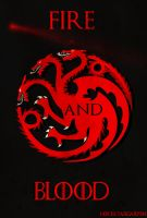 House Targaryen by Migi-Desu