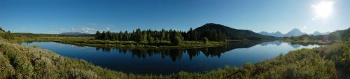 Teton Oxbow Bend 1 2010-08-15 by eRality