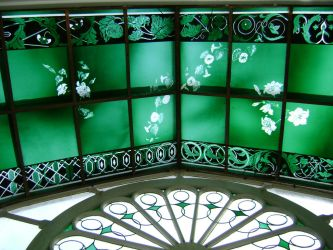 Stained Glass by laura-worldwide
