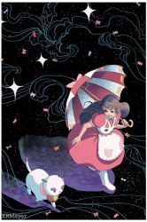 Bee and Puppycat by KRMayer