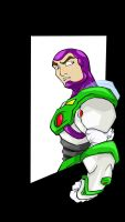 buzz lightyear by bunleungart