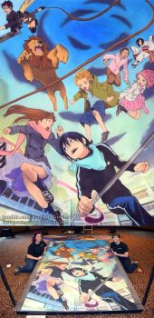 Noragami by ChalkTwins