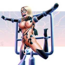 Captive 6 Ms Marvel by Bound-to-please