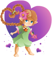 Teuila Valentine by Lady-of-Link