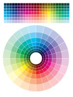Colour Wheel by SWPryor
