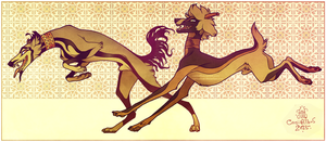 Baghdad by CanisAlbus
