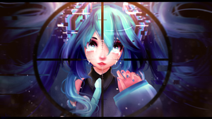 .Make me the target of your despair. by Pocky-Poison