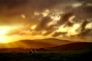 Cairnsmore Horizon: stormchase by Coigach