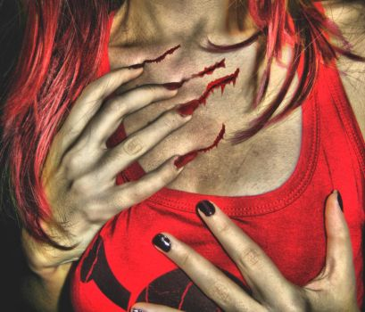 Blood... by Palmix