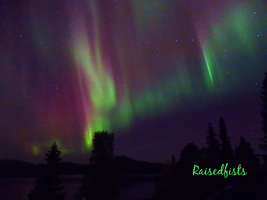 Northern Light 19 by RaisedFists
