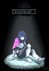 Kris chose to rest... by ChroniclerEnigma
