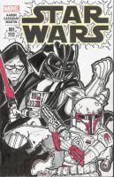 You Don't Know SITH! Front (Star Wars #1) 2-15-16 by ManiacMcGee01