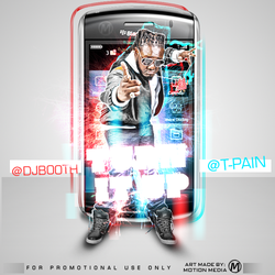 T-Pain - Tune it Up by BlastDesign