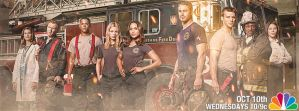 Chicago Fire FB Cover Photo by Chadski51
