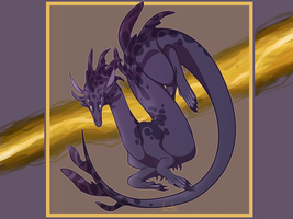 Art FIght 01: Inkimonster by talons-and-tails