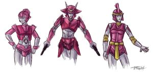 G1 Gals 4 Elita and Co by SachiAmi