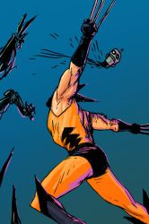 Wolverine Wednesday - 04 by reau