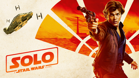 Solo A Star Wars Story Wallpaper (Han) by Spirit--Of-Adventure