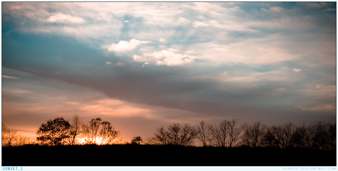 sunset.1 by verbed