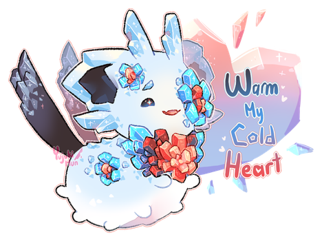 {OPEN} Pacadvent - Warm My Cold Heart by YujukiMun