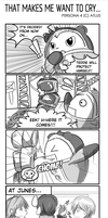 Persona4 - 4panel Comic: That Makes me Want to Cry by miririri