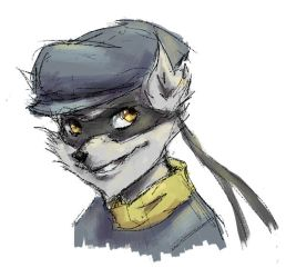 Sly Cooper by AlexandreDesplat-fan
