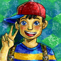 Ness by Erikku8