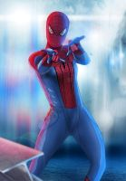 Spidey 2012 by Lightning-Stroke