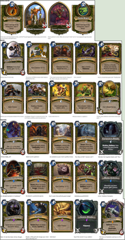 Hearthstone: Junker Class Part 1 by Red-Rum-18