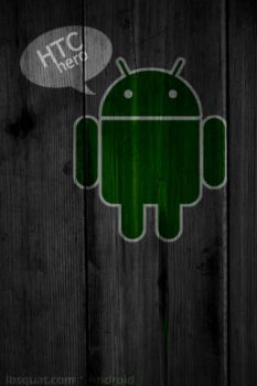 HTC Hero Android closed by LbSquat