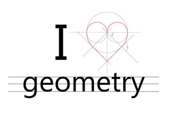 I love geometry by duchowa