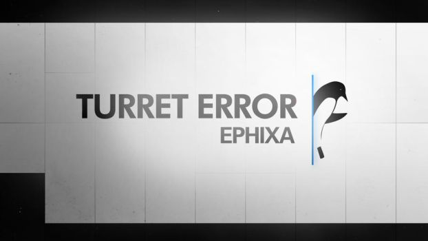 Turret Error by cdctemplar