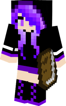 the ender girl lexi by LordT1432