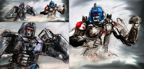 Beast Wars by Pumais