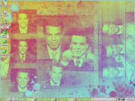 My Color Crazy Desktop by RSMRonda