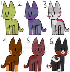 First Adopt Batch