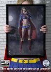 Supergirl II 'Dark City' Series (Cosplay) No.14 by PaulSuttonArt