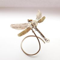 Watch Parts Dragonfly No 25 by AMechanicalMind