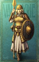 Historically Accurate Norse Gods: Valkyrie by IngvardtheTerrible
