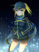 Mysterious Heroine X by coxcomb777