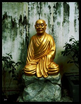 Buddha no 209 by djjani7