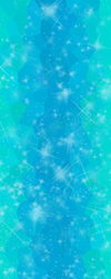 Cyan Sparkle Background F2U by Lazarian96