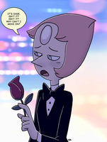 Steven Universe - Pearl 25 by theEyZmaster